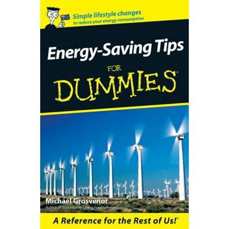 Energy-Saving Tips For Dummies - - Halloween Energy Saving Tips