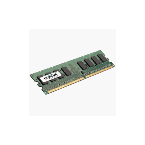 Crucial Technology Ct25664aa667 2gb 240-pin Dimm Ddr2