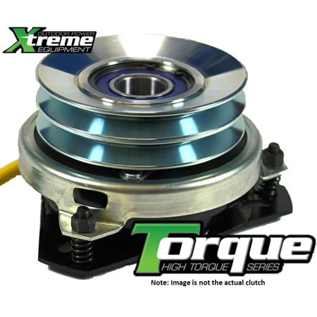 Replaces Warner 5215-16 PTO Clutch with High Torque & Bearing Upgrade