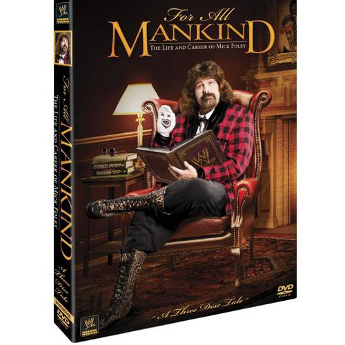 WWE: For All Mankind - The Life And Career Of Mick Foley (With Mr. Socko Puppet)