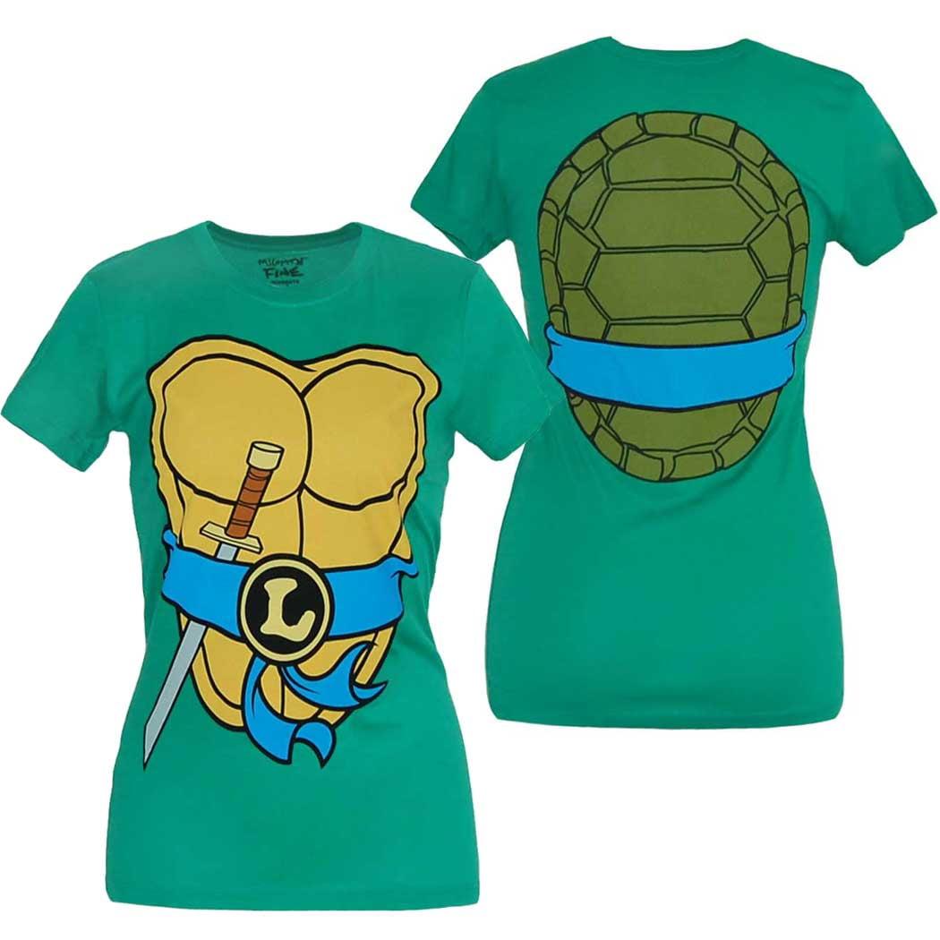 Turtle Teenage Mutant Ninja Baseball Jacket Leonardo Baseball Jacket