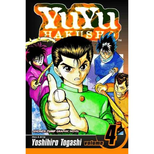 YuYu Hakusho 4: Training Day