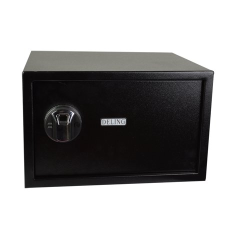 Ainfox 1.07 Cubic Feet Digital Electronic Safe Box of wall-in style with Fingerprint Touch Head