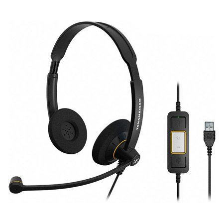 Sennheiser Culture Series SC 60 USB ML Stereo Headset for Microsoft