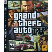 Grand Theft Auto IV, Rockstar Games, PlayStation 3, 710425370113