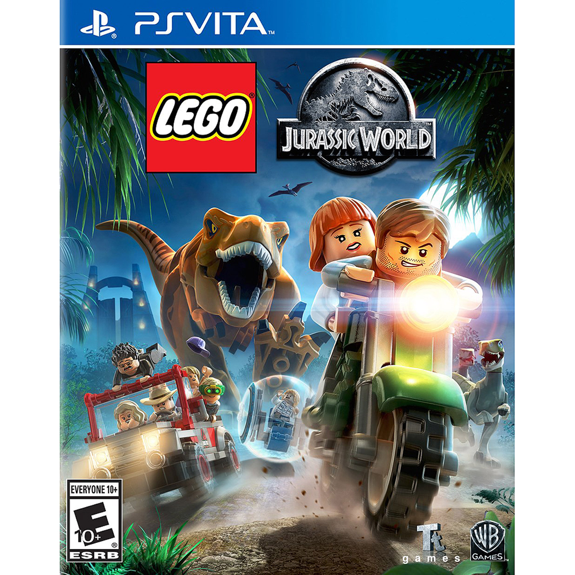 LEGO: Jurassic World (PSV)