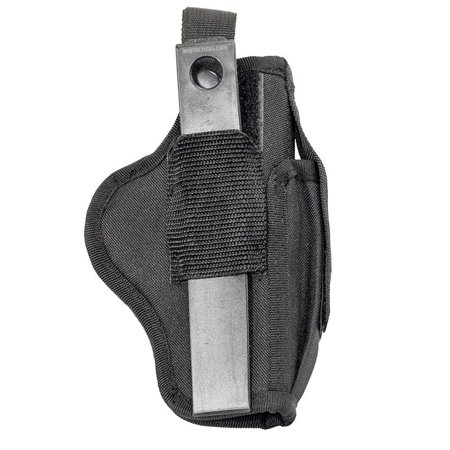 Black - Ambidextrous Tactical Belt Pistol Holster