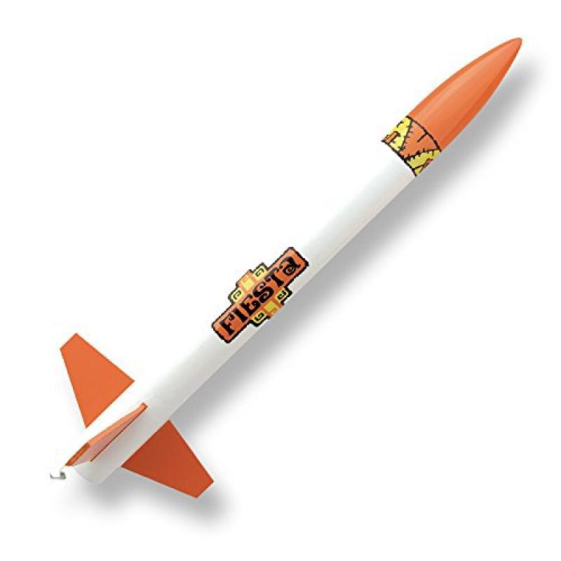 Custom Model Rocket Fiesta Bulk Pack (12 Kits) by