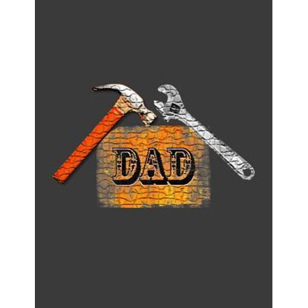 Dad: Fathers Day Gifts saying This Guy is Awesome Dad - Best Funny Dad Notebook Gift - Gag Gift For Him From Son Daughter -