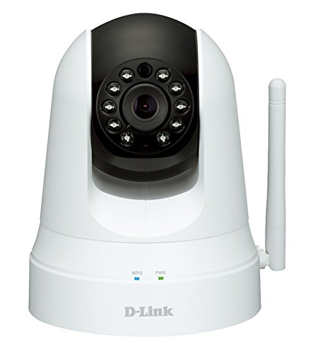 D-LINK DCS-5020L Pan and Tilt Day/Night Network Camera