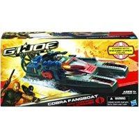 G.I. Joe Retaliation Cobra Fang Boat with Swamp-Viper Action Figure