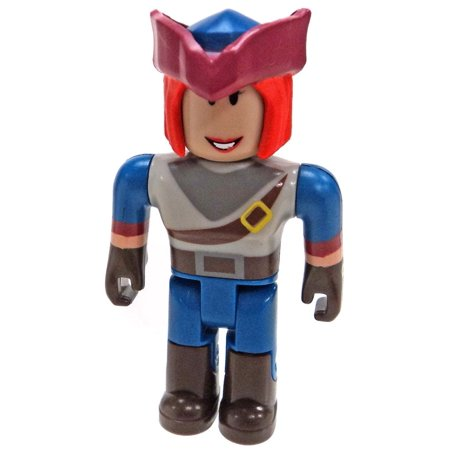 - Roblox Series 2 Ezebel the Pirate Queen Mystery Minifigure [No Code] [No Packaging]