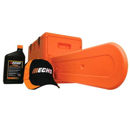 99988801209   Echo Chainsaw Value Pack W  Case  Hat   Oil Fits Cs Series 271 400