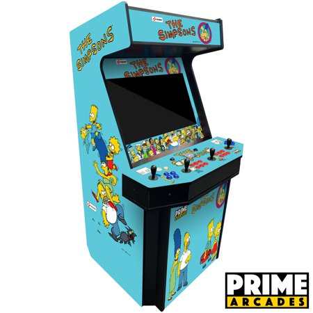 3,016 Games in 1 Four Player Stand Up Arcade 32″ LED Monitor With (Ps4 Play Games With Keyboard And Mouse)