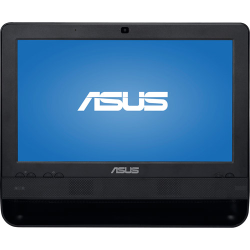 """Asus ET1611PUT-B008E All-In-One Desktop PC with Intel Atom D425 Processor, 1GB Memory, 15.6"""" Display, 320GB Hard Drive and Windows 7 Home Premium"""