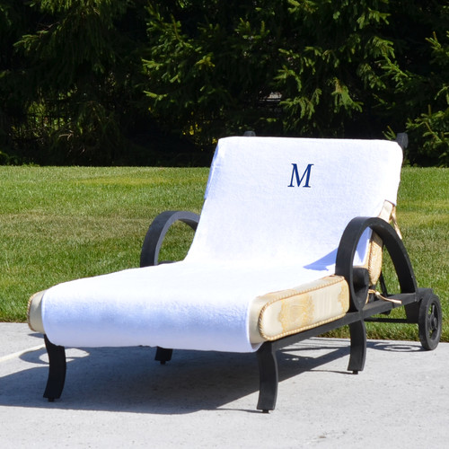 Linum Home Textiles Standard Chaise Lounge Cover by