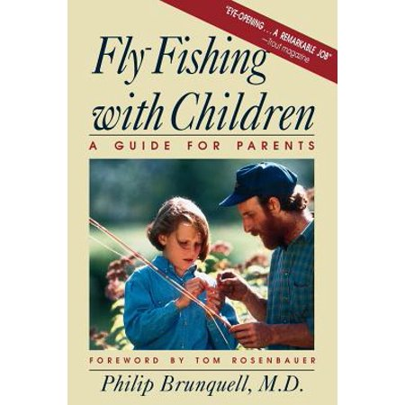 Fly-Fishing with Children Author Philip Brunquell, a pediatric neurologist, parent, and ardent fly-angler, combines extensive knowledge of fly-fishing with a deep understanding of the needs and aspirations of children. Writing with humor and often lyrically, Brunquell demonstrates conclusively that even young children can enjoy fly-fishing. At the same time, relationships between parents and children will be enriched, and children will become more aware of the need to conserve our fragile freshwater resources. For children not yet ready to fly-cast, Brunquell suggests alternate ways of presenting the fly. For older children, he recommends basic casts to learn and ways to practice casting, playing, and landing fish. You'll find advice on selecting economical tackle and simple modifications to make it easier for children to use. Safety issues, such as choosing protective clothing, taking precautions against Lyme disease, and and administering first aid, are emphasized. A special chapter,  The Disabled Child,  offers advice on improving stream access and making casting equipment easier for the disabled to use.