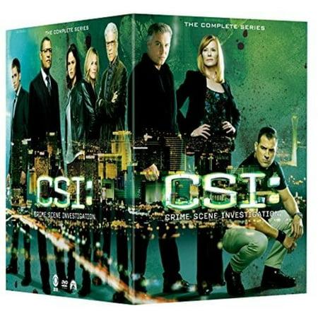 CSI: Crime Scene Investigation - The Complete (Best Crime Drama Thriller Tv Series)