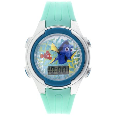 Disney Finding Dory LCD Watch with Character Tin