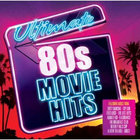 Various Artists - Ultimate 80's Movie Hits / Various (CD) - image 1 of 1