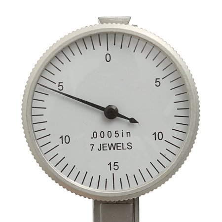 "Dial Test Indicator Lever Gauge Scale Meter testindicator Tool 0.03"" x 0.0005"" Precision - image 5 of 6"