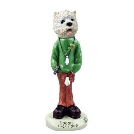 NO.DOOG4316 West Highland Terrier Lucky Dog Doogie Collectable