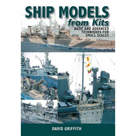 Basic Business Model (Ship Models from Kits : Basic and Advanced Techniques for Small Scales)