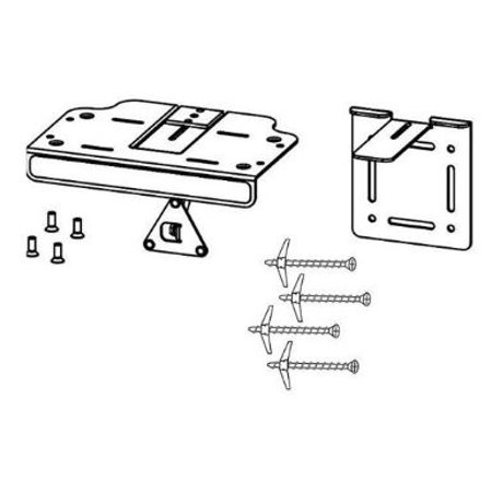 Polycom 2342-65920-001 Mounting Bracket Extensions