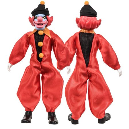 - Scooby Doo Retro 8 Inch Action Figures Series One: Ghost Clown [Loose in Factory Bag]
