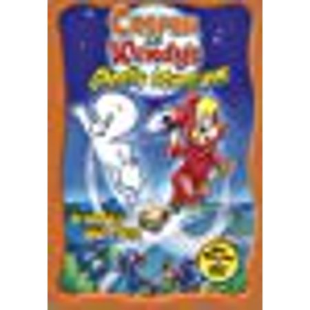 CASPER & WENDY-GHOSTLY ADVENTURES (DVD)-NLA (Ghostly Apparitions Dvd)