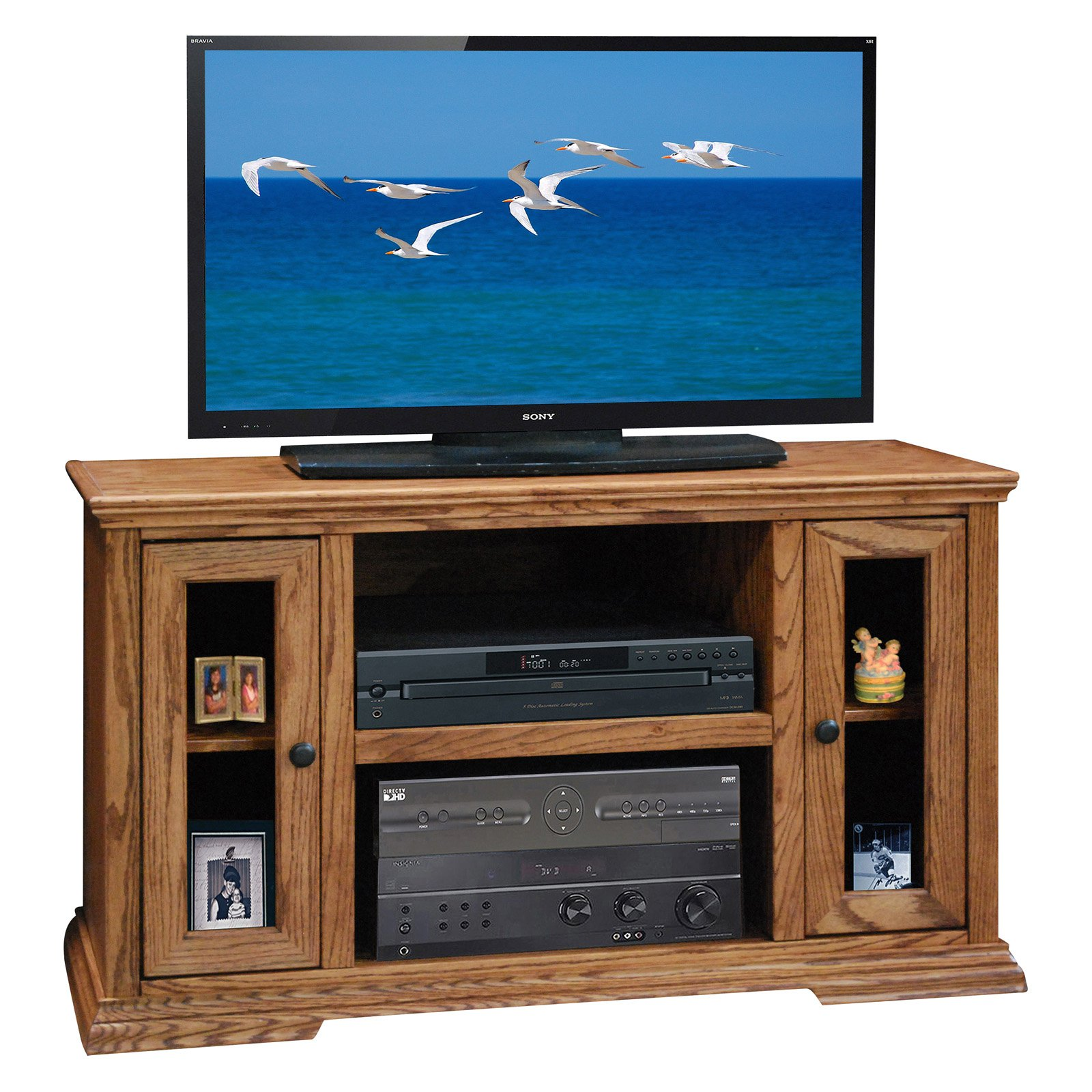 Legends CP1226.GDO Colonial Place 44 in. TV Cart