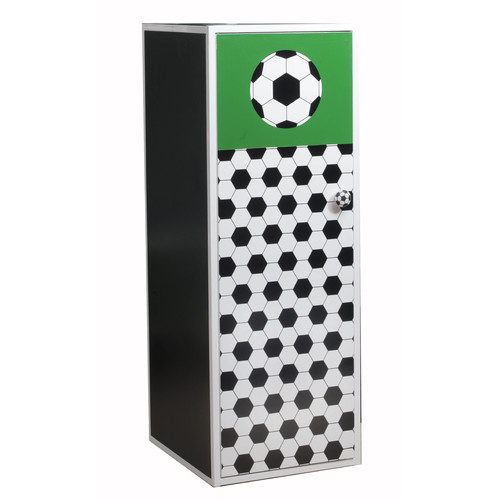 Powell Furniture Goal Keeper 1 Tier 1 Wide Kids Locker