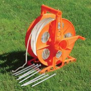 Twine reel with 500' of Heavy-Duty Polyester Rope