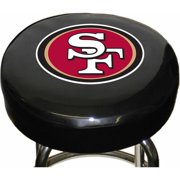 NFL San Francisco 49ers Bar Stool Cover