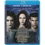 The Twilight Saga Extended Editions (Blu-ray)