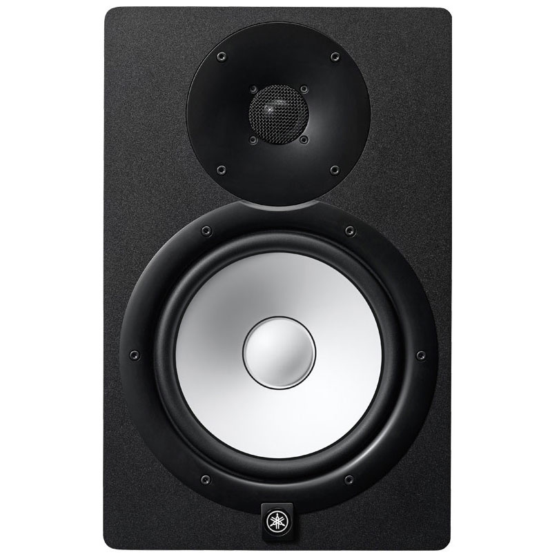 Yamaha HS8 Two-Way Bass-Reflex Powered Studio Monitor Black by Yamaha
