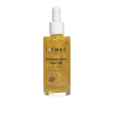 Derma E SunKissAlba Radiant Glow Face Oil, 2 Fl Oz