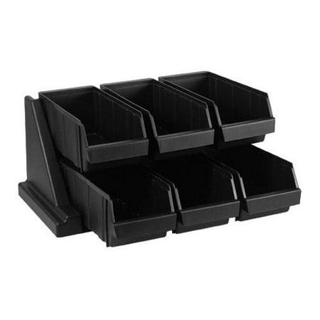 Cambro Equipment Stand - Cambro - 6RS6110 - 2-Tier Versa Organizer Rack