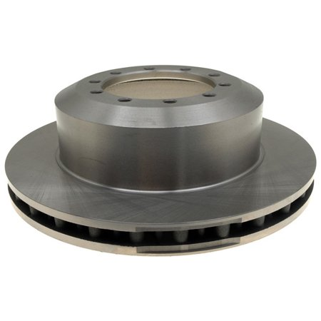 Raybestos Brakes 66761R Brake Rotor R-Line OE Replacement; Hat Shaped 10 Hole Rotor; Single - image 1 de 1