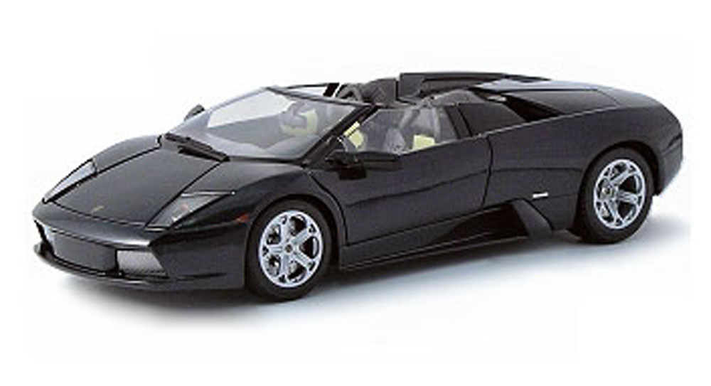 Lamborghini Murcielago Roadster Convertible, Black Maisto 31636 1 18 Scale Diecast Model... by Maisto