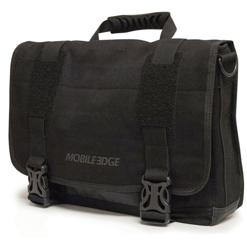 "Mobile Edge EcoFriendly 14""/15"" Ultrabook Messenger Bag"