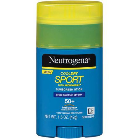 Neutrogena Cooldry Sport Sunscreen Stick  Spf 50  1 5 Oz