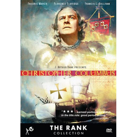Christopher Columbus (DVD) - Christopher Columbus For Kids