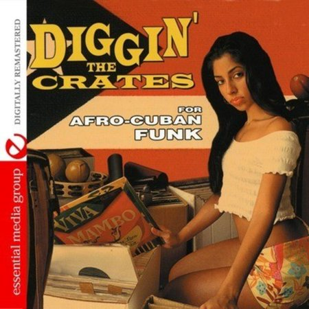 Cd Crate - Diggin' the Crates for Afro Cuban Funk (CD)