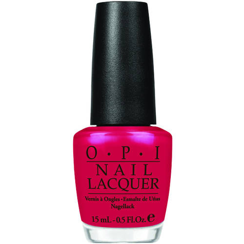 Nicole by OPI Nail Lacquer, The Color of Minnie M16, .5 fl oz