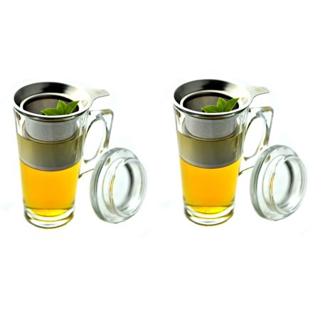 ASOBU Tea Party Mug, 2 Pack