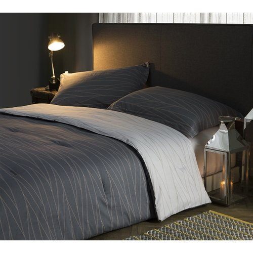 George Oliver Chestertown Fracture Cotton Reversible Comforter