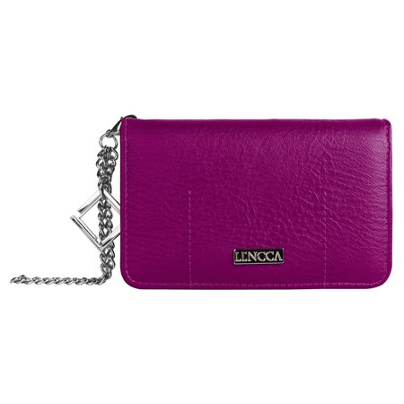 Universal Lady Clutch Wallet Case fits Iphone 11 Pro, iPhone X, XR, iPhone 8