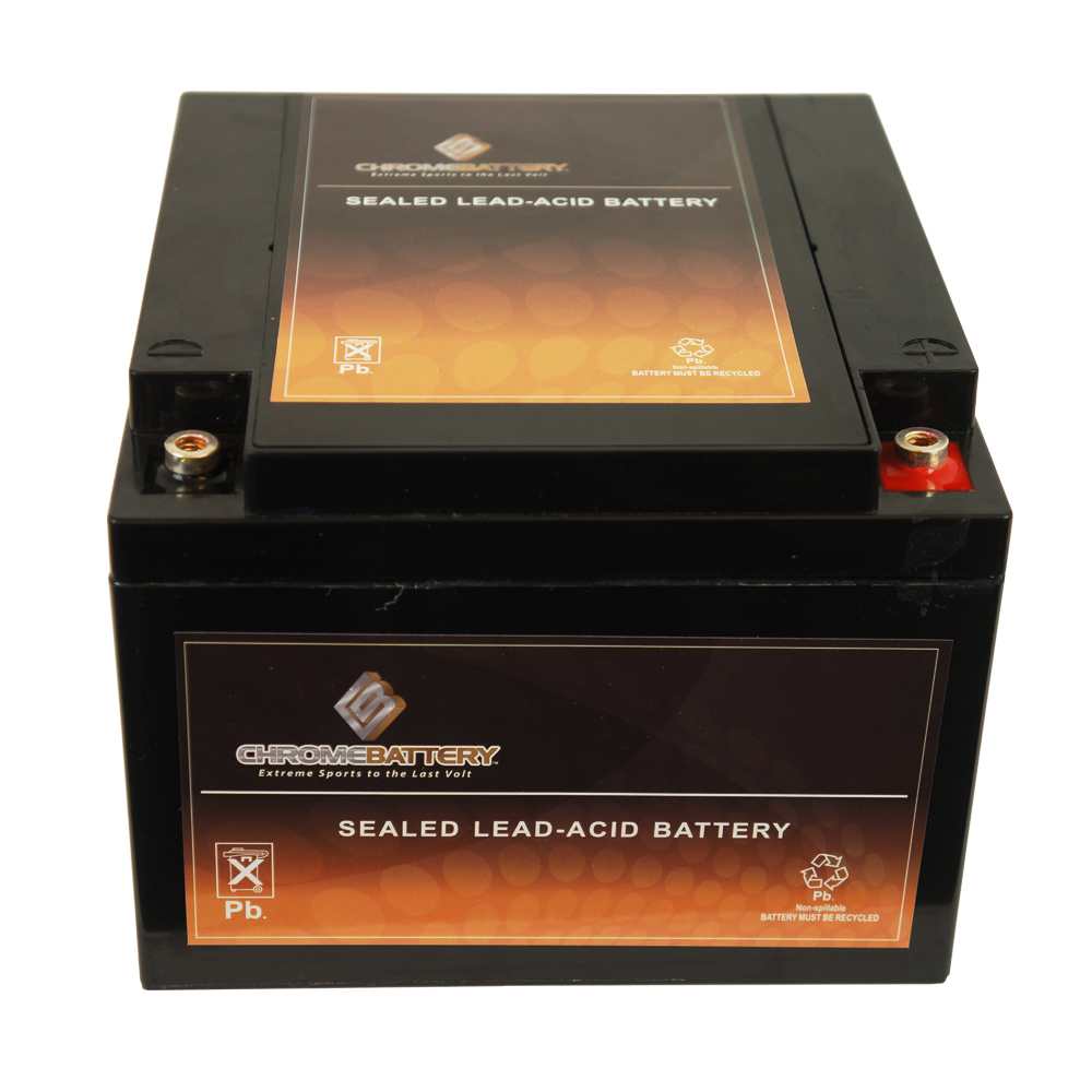 12V 28AH Sealed Lead Acid (SLA) Battery for Rhino 24-12 AGM