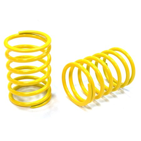 Integy RC Toy Model Hop-ups C25922 14X25mm Type Spring (2) 6.5 Coils 1.5mm Wire for C25910 Competition Shock